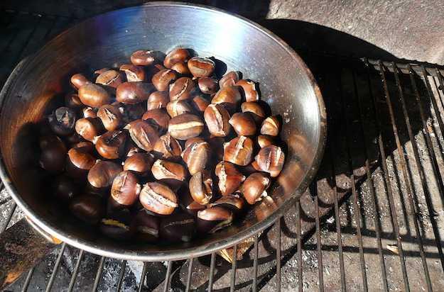 cucinare castagne