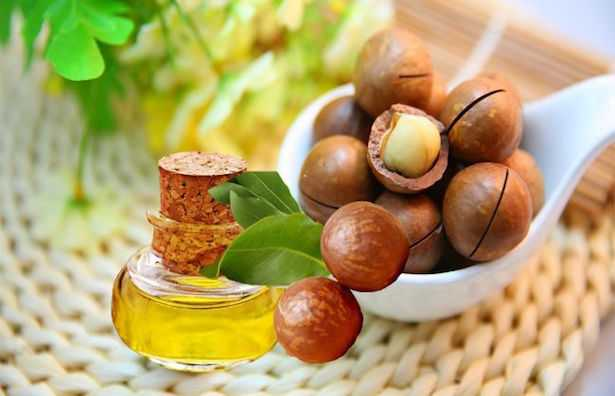 olio di macadamia benefici