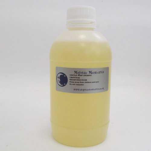 sapone liquido di castiglia