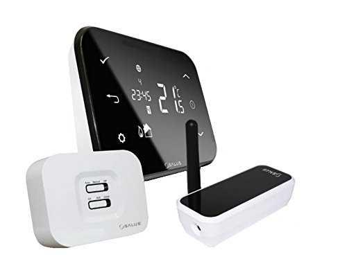 aerazione forzata termostato wifi