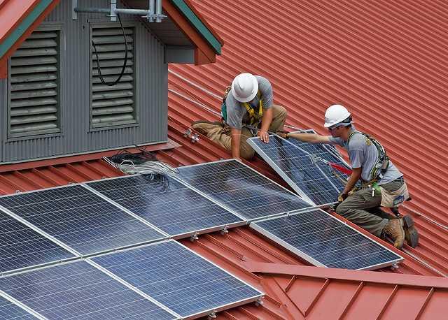 Fotovoltaico con accumulatore