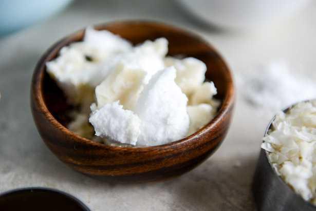 burro di cocco olio di cocco alimentare