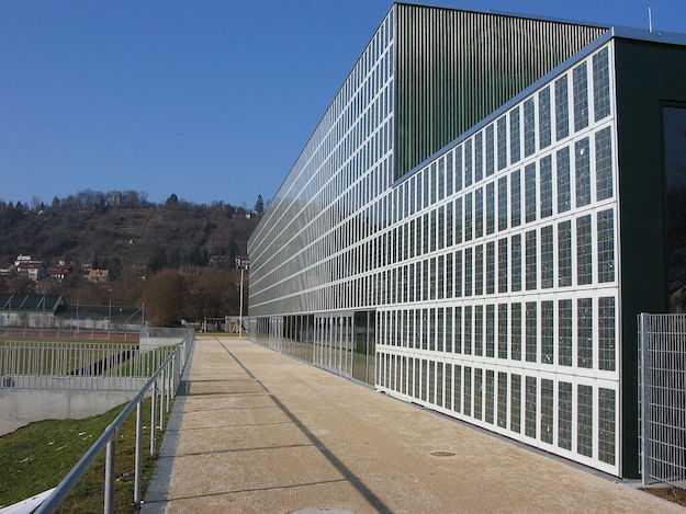 fotovoltaico architettonicamente integrato