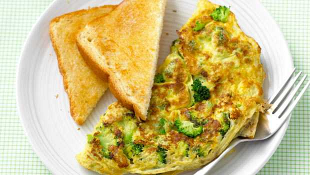 frittata di broccoli