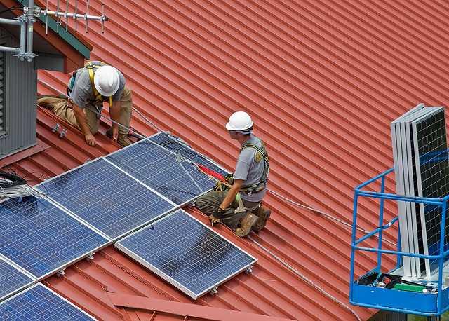 installare tetto fotovoltaico