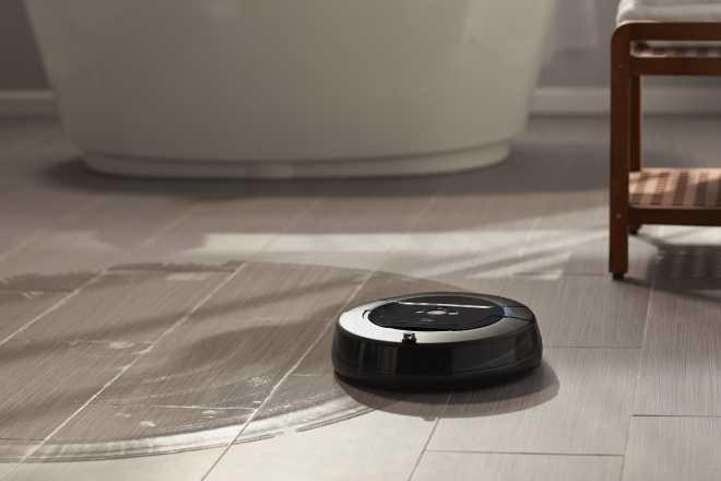 lavapavimenti robot
