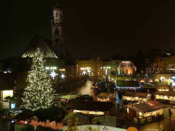 Mercatini di Natale Alto Adige Green event