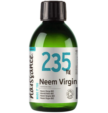olio di neem bio