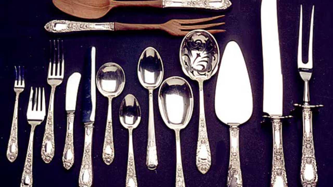 Posate Argento Come Pulirle come pulire l'argento con sistemi naturali - idee green
