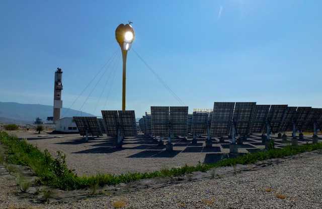 solare termodinamico ibrido