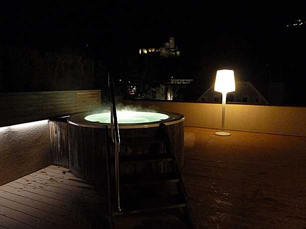 Weekend Campo Tures - Jacuzzi