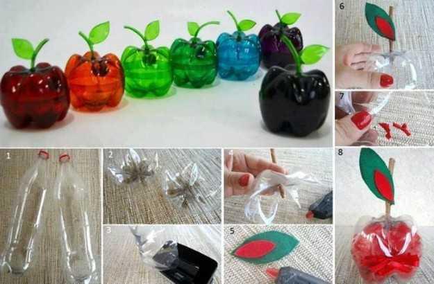 Come riciclare le bottiglie di plastica idee green for Riciclare plastica in casa