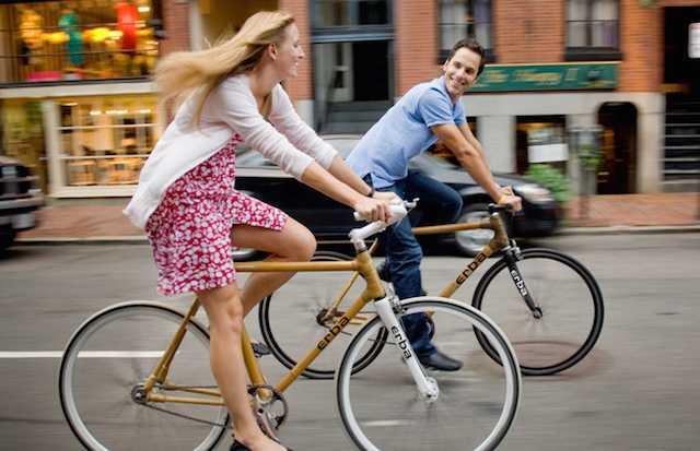 biciclette in bambù
