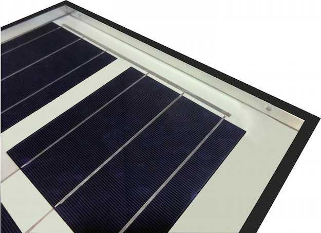 modulo fotovoltaico con vetrocamera