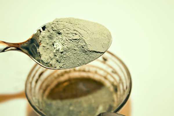 argilla verde ventilata usi