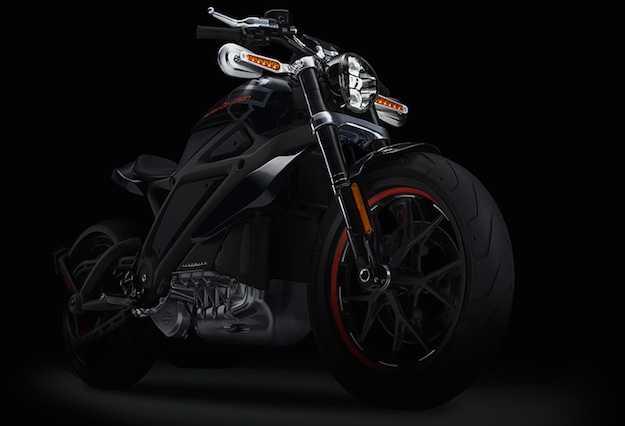 harley davidson moto elettrica