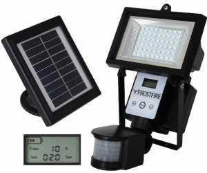 Lampioni da giardino a energia solare idee green