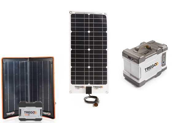 Pannello solare portatile guida alla scelta idee green - Fotovoltaico portatile ...