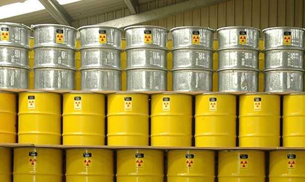 Smaltimento rifiuti radioattivi in Italia