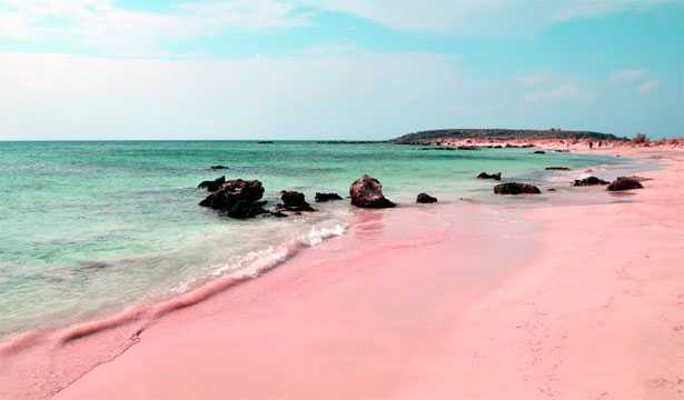 Spiagge colorate - Bahamas