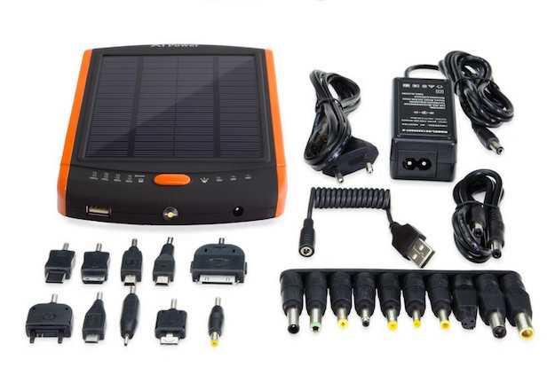 caricabatteria fotovoltaico