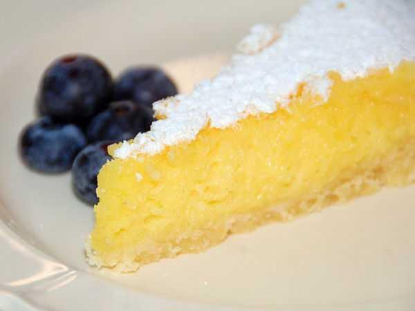 come fare torta limone