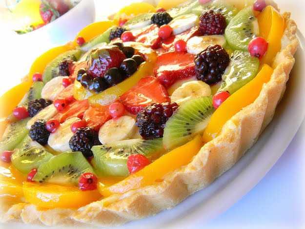 come fare una crostata alla frutta