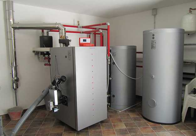 Come scegliere la potenza della caldaia idee green for Laboratorio di garage domestico