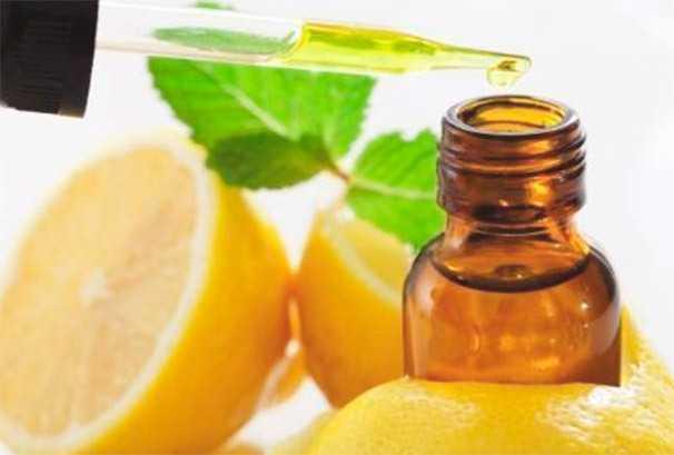 olio essenziale di limone usi