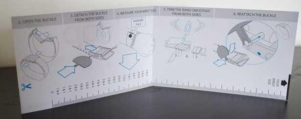 Polar Loop: istruzioni