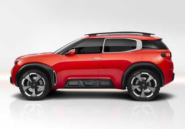 Citroen Aircross 2015 concept