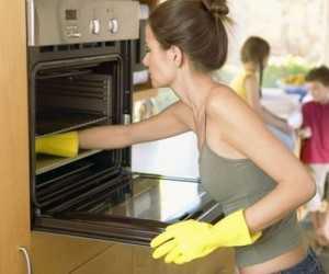 Come sgrassare il forno