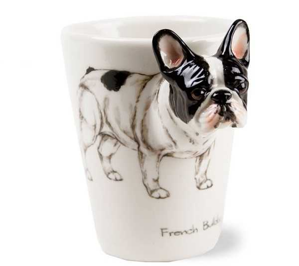 Bulldog francese tazza