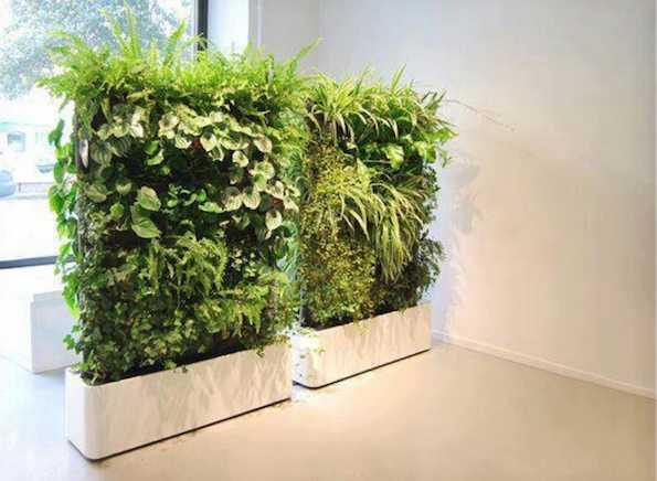 Divisori e separe 39 fai da te idee green for Divisori da esterno