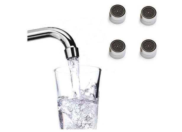 Filtri acqua aeratori