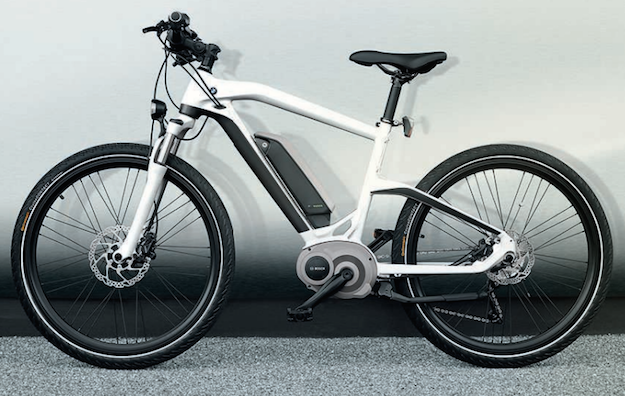 Cruise E Bike La Bici Elettrica Bmw Idee Green