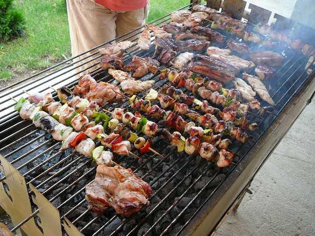 Come fare il barbecue