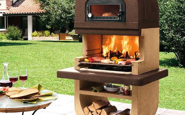 Come organizzare un barbecue in giardino idee green for Organizzare giardino
