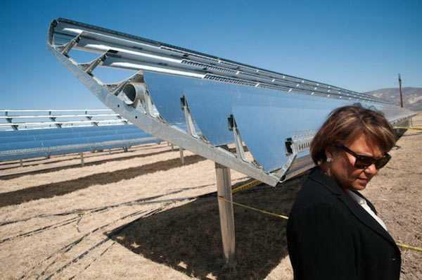 energia solare a concentrazione