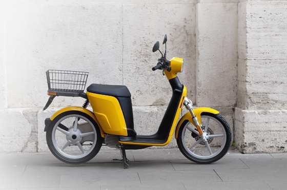 scooter elettrico italiano