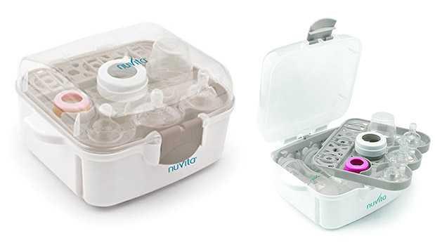 sterilizzare biberon microonde