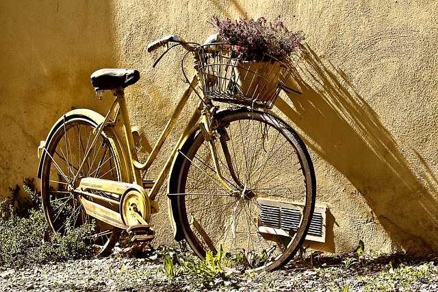 Come rimettere a nuovo una bici