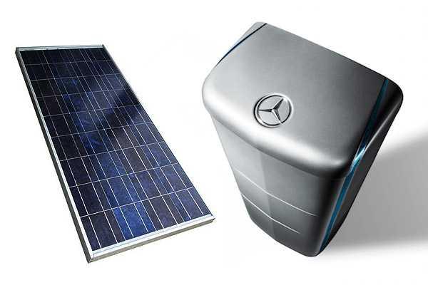 accumulatori di energia batteria fotovoltaico