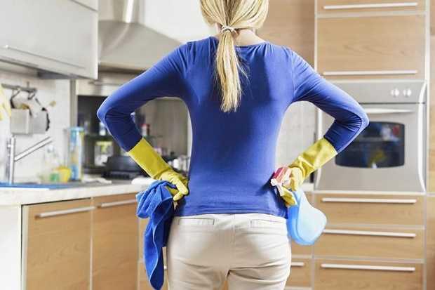 come pulire gli utensili da cucina