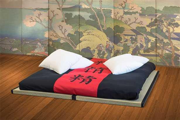 Arredamento zen Kanto