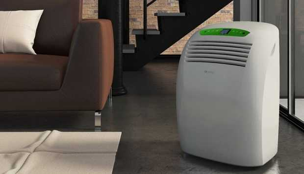 Condizionatori portatili senza tubo vantaggi idee green - Condizionatore portatile senza tubo ...