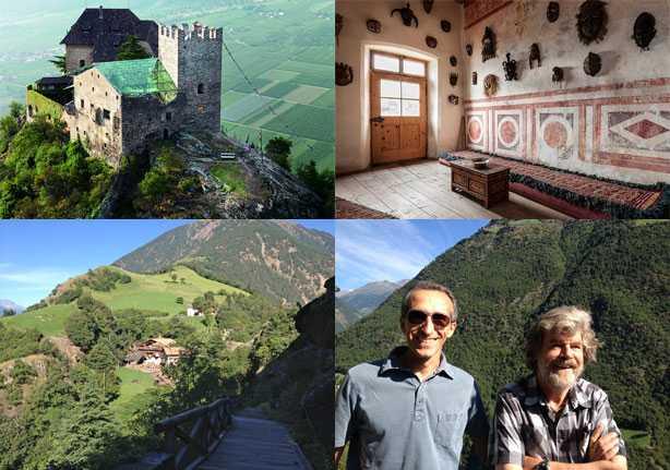 Ecoturismo: MMM Castel Juval