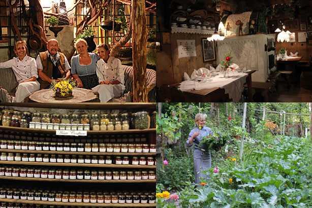 Ecoturismo: ristorante Onkel Taa