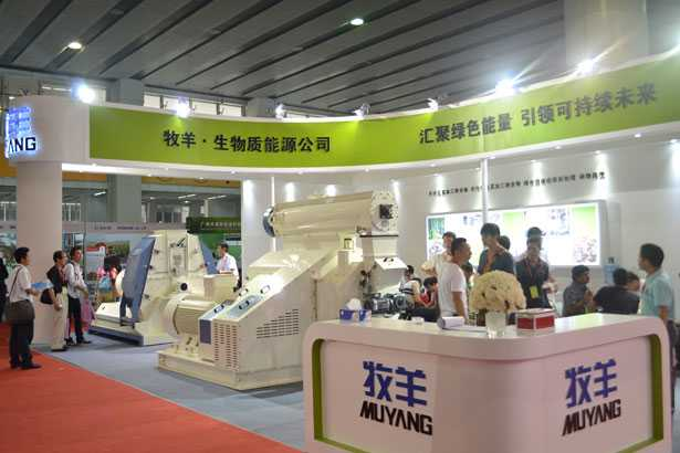 Energie da biomasse Guangzhou