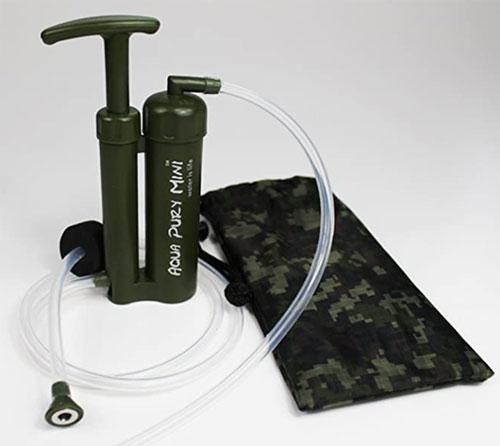 filtro disinfezione acqua